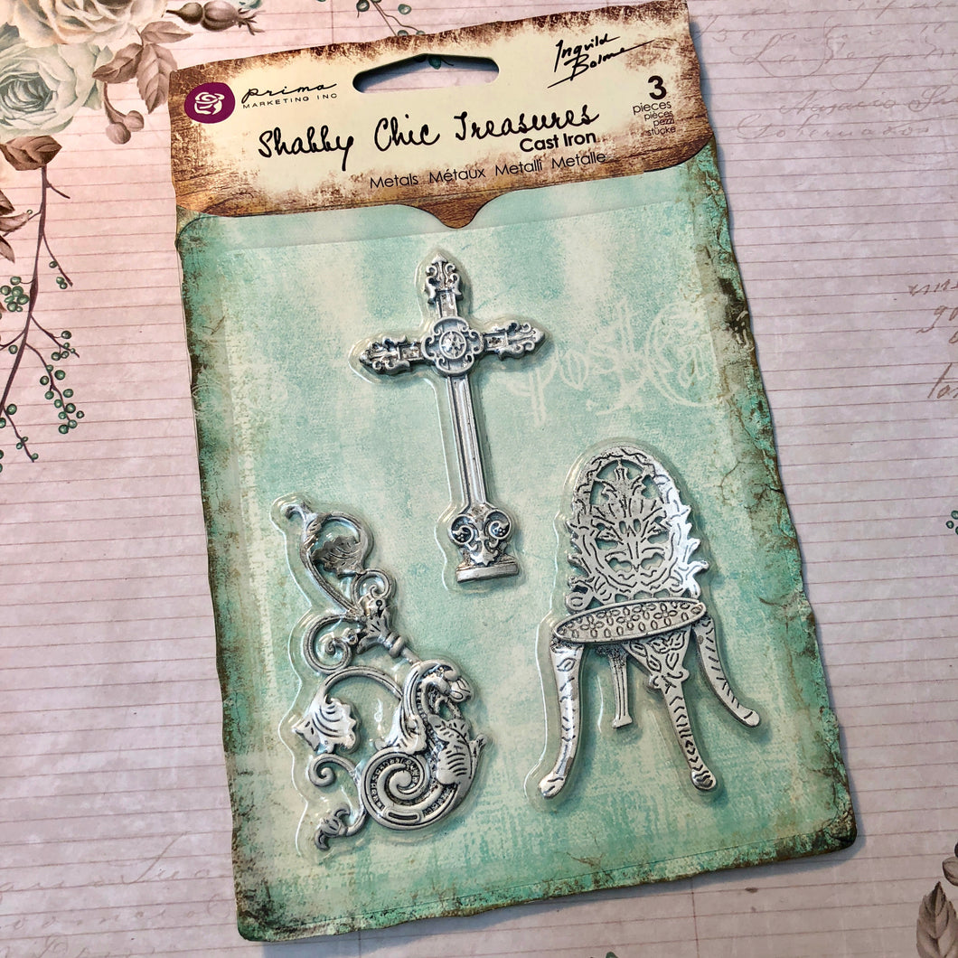 Shabby Chic Treasures - Cast Iron