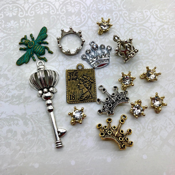 Royal Charms and Trinkets