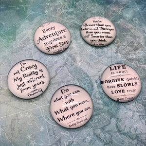 Quote Cabochons
