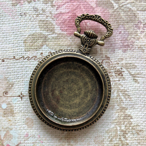 Hardware Collection - Pocket Watch Bezel