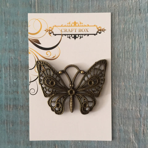 Itsy Bitsy Event PRICE DROP - Brass Butterfly