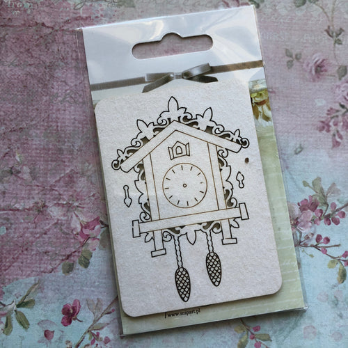 SnipArt - Small Cuckoo Clock (S)