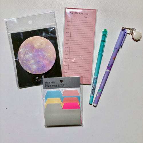 Stationery Pack 1
