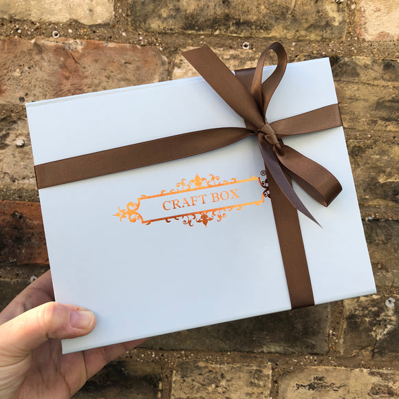 Craft Box Signature Box SUBSCRIPTION (from December 2018)