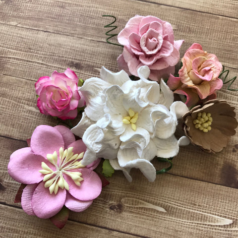 Craft Box Flowers - Sweet Treats
