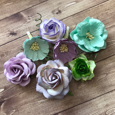 Craft Box Flowers - Follow the Trend