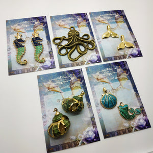 Mermaids - Charms Collection