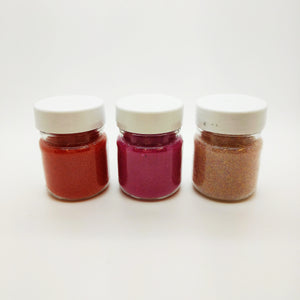 All the Pinks 3 x 25ml micro bead set