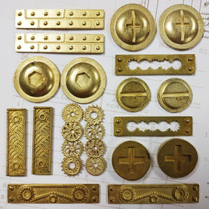 MitForm gold bundle (18 pcs)