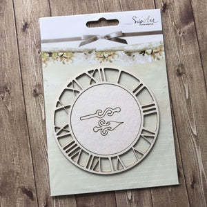 SnipArt - Large Clock Face