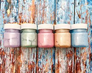 Lumi Paints - Macaroon Collection Custom Blends