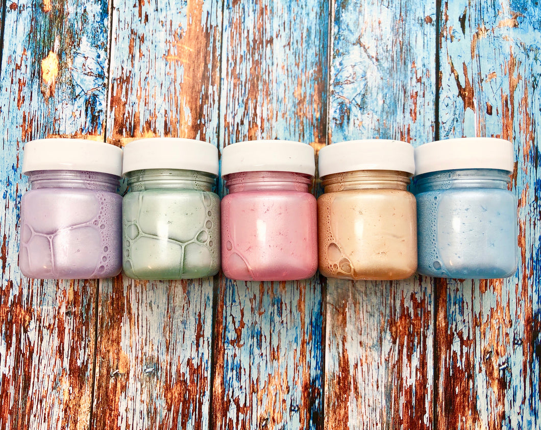 Sale: Lumi Paints - Macaroon Collection Custom Blends