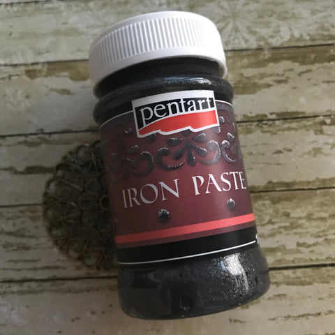 Pentart Iron Paste - Shimmery