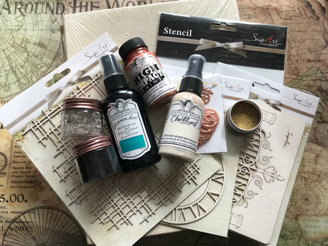 Mixed Media Workshop in Manchester - 22nd July