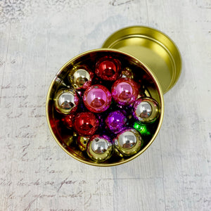 Mirror Beads Tin - 125ml Tin