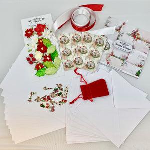 Christmas Card Making Bundle by Craft Box 2019