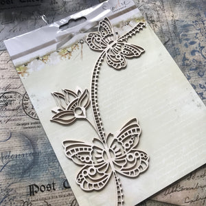 SnipArt - Mandala Butterfly  (L)