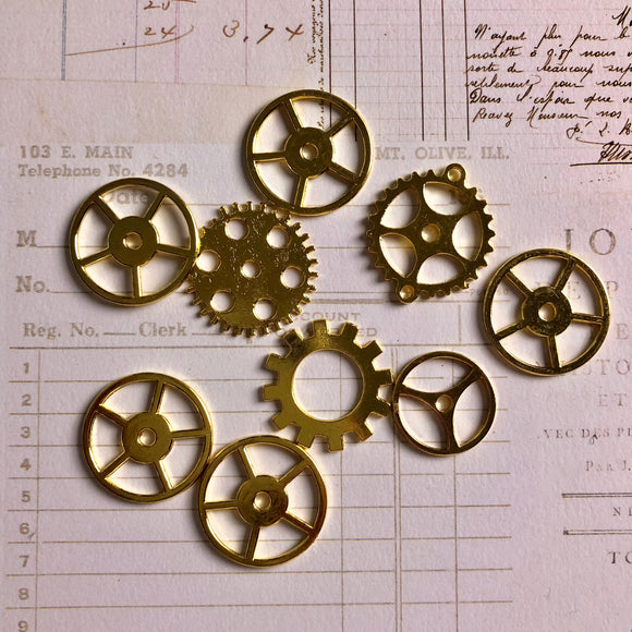 Gold Cogs