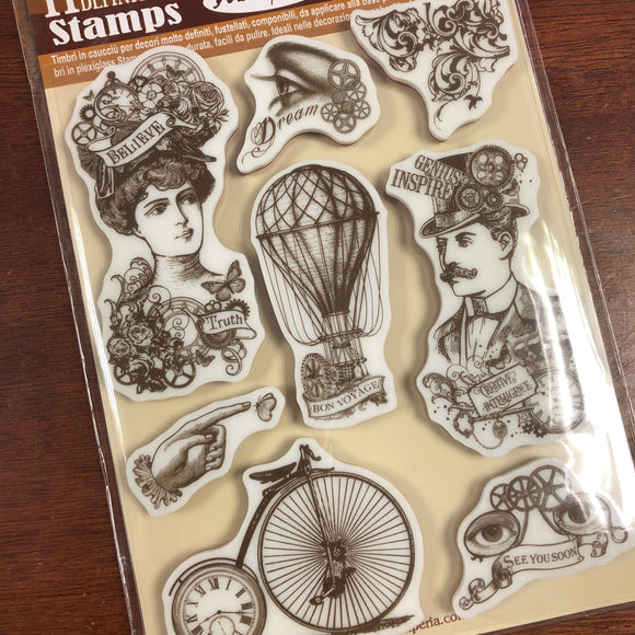 Stamperia Genius Inspire Stamp