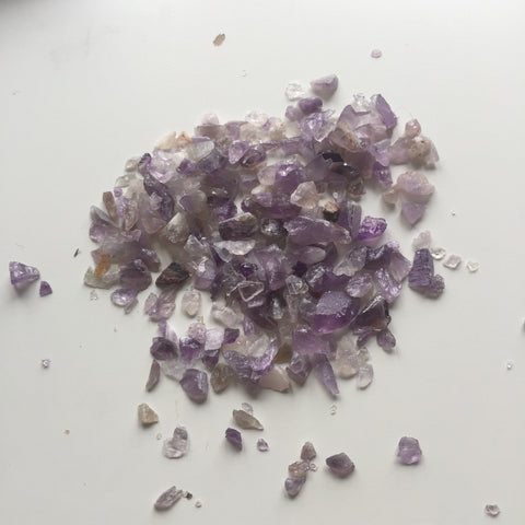 Craft Box Minis - Natural Stones - Amethyst