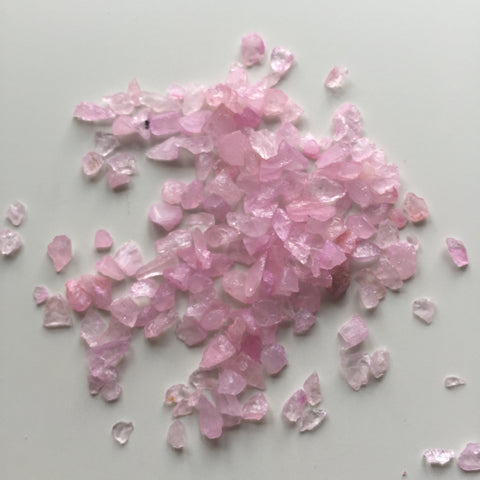Craft Box Minis - Natural Stones - Pink Quartz