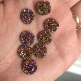 Craft Box Minis - Druzy Sparkles - Gold Multi