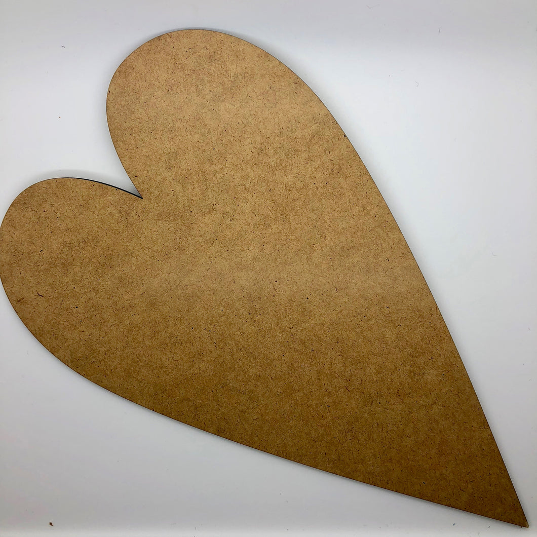 SnipArt MDF Heart
