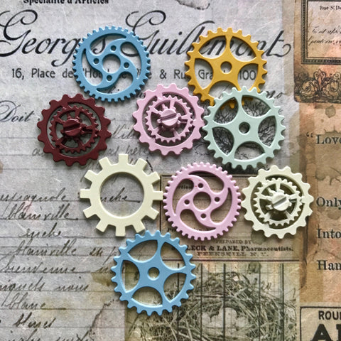 The Industrialist - Coloured Gears