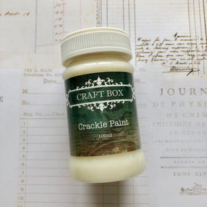 Craft Box Crackle Paint 100ml