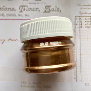 Craft Box Metallic Pigment - antique gold 30ml
