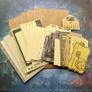 Vintage Journal Mega Set