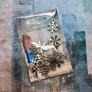 November Replay - Snowflake Charms