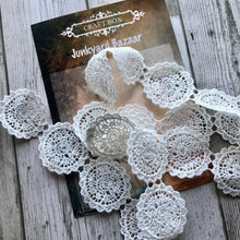 Load image into Gallery viewer, Junkyard Bazaar - Doily lace