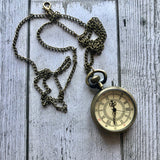 Junkyard Bazaar - Train Master Pocket Watch