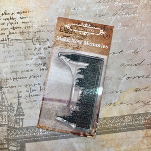 December Replay - Travel Stamp