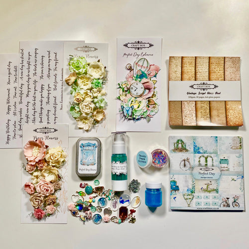 Backorder: Limited Edition Craft Box - Perfect Day