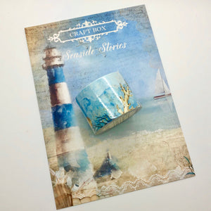 Seaside Stories - Seaside Stories Washi Tape (February Replay)