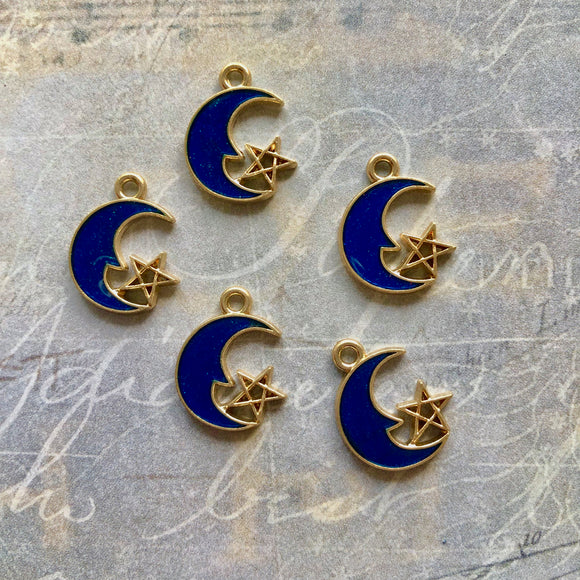 The Dreamer Collection - Blue Moon and Star