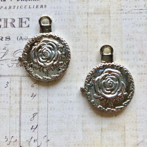 Vintage Treasures - Rose Medallions