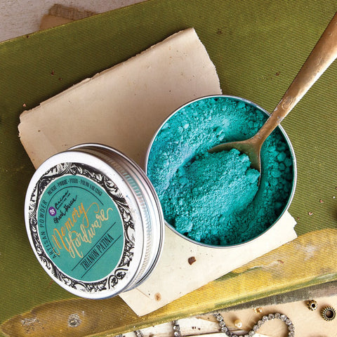 Prima Memory Hardware Artisan Powder - Trianon Patina