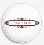 Craft Box button badge