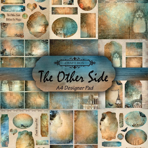 SALE: The Other Side A4 Designer Pad
