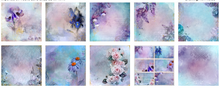 Load image into Gallery viewer, SALE: Floral Memories 12x12 Paper Collection