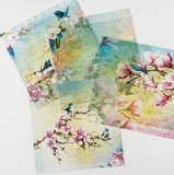 I Dream Of Spring 12x12 Paper Collection