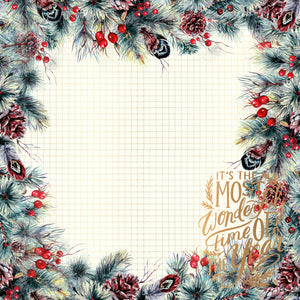 Christmas Traditions Paper Pad (size options available)