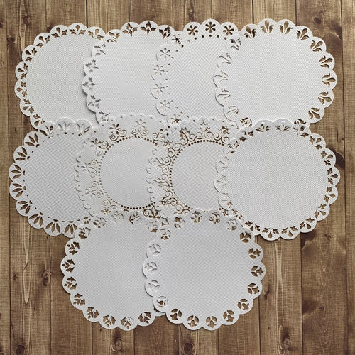 June 2020 Replays - Tea Party Doilies