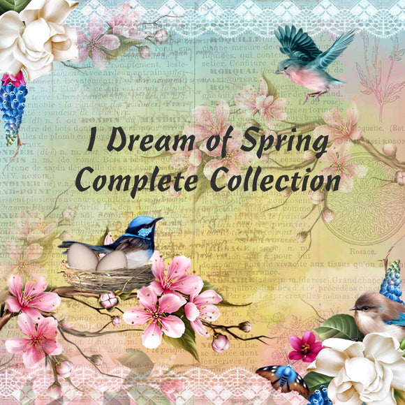 I Dream Of Spring Complete Collection