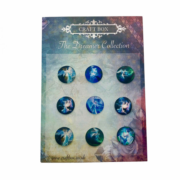 The Dreamer Collection - Fairy Cabochons