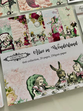 Load image into Gallery viewer, June 2020 Craft Box - Alice in Wonderland