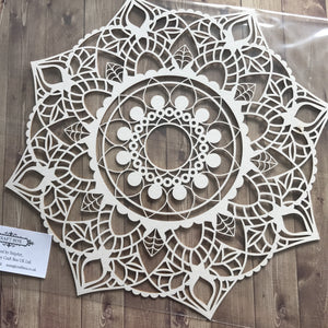 SnipArt: Large Doily